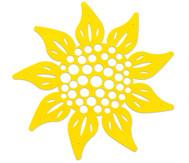 Webrahmen Sonne