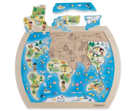 Puzzle Kinder der Welt-1