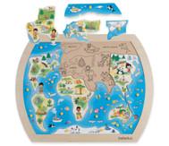 Puzzle Kinder der Welt