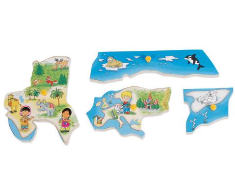 Puzzle  Kinder der Welt-2