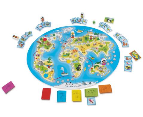 Brettspiel Kinder der Welt