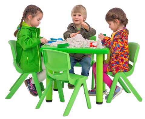 Indoor  Outdoor Tisch gruen-3