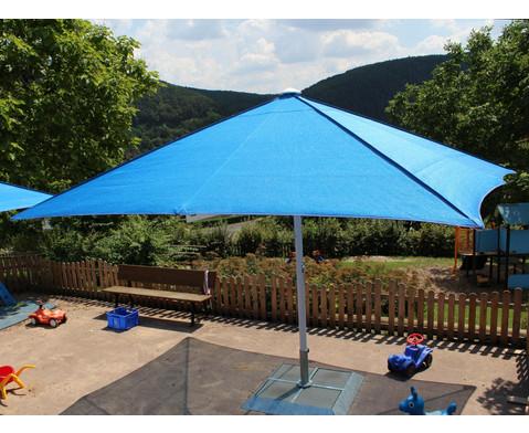 Sonnenschirm Sombrero quadratisch 3 m-3