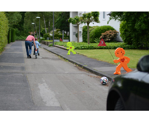 Sicherheits-Verkehrsmaennchen Buddy-7
