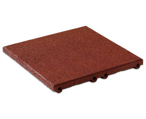 Fallschutzplatte Standard quadratisch-8