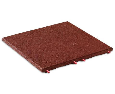 Fallschutzplatte Standard quadratisch-6
