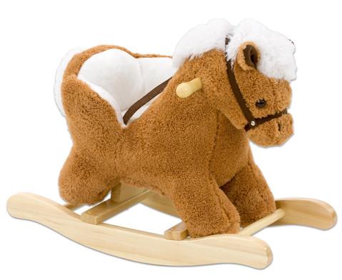 Schaukeltier Pferd-1