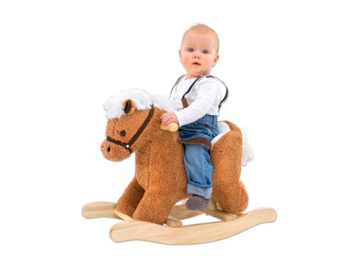Schaukeltier Pferd-3