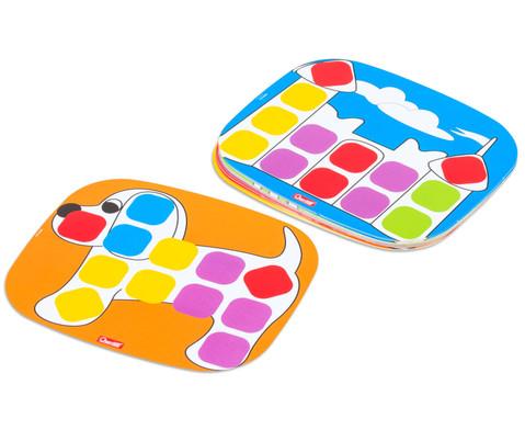 Fanta Color Baby Vorlagenkarten 2-1