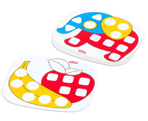 Fanta Color Baby Vorlagenkarten 3-1