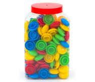 Fanta Color Baby, 144 Stecker, rund