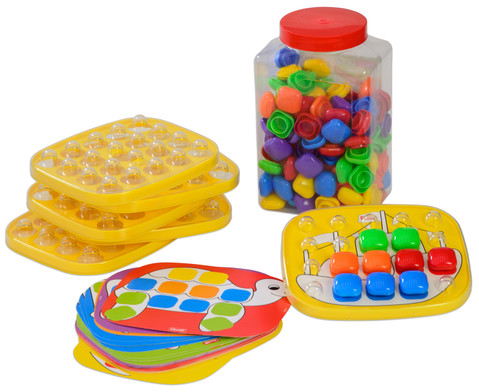 Fanta Color Baby 144 Stecker quadratisch-4