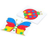 Fanta Color Junior, 48 Vorlagenkarten