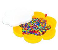 Fanta Color Blumensteckspiel, Ø 5 mm, 900-tlg.