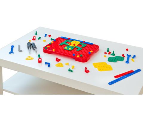 Konstruktions-Platten 10-tlg-3