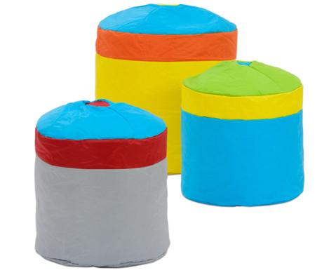 CupCake Sitzsack-Set 3-teilig-1