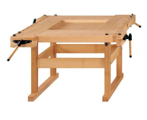 Werkbaenke mit Holzgestell-3