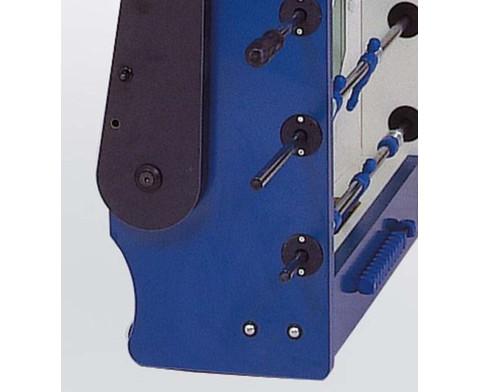 Tischkicker Foldy - Safety-Spielstangen-4