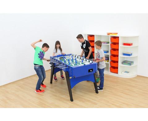 Tischkicker Foldy - Safety-Spielstangen-9