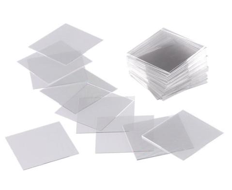 euromex Deckglaeschen 18 x 18 mm 100 Stueck