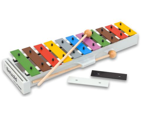 Buntes Glockenspiel B-1