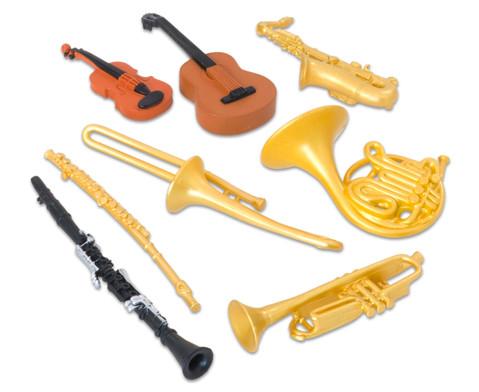 Musikinstrumente 8 Stueck-1