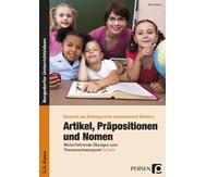 Artikel, Präpositionen und Nomen - Schule 3/4
