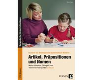 Artikel, Präpositionen & Nomen - Mein Zuhause 1/2