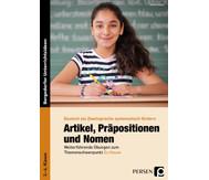 Artikel, Präpositionen & Nomen - Mein Zuhause 3/4