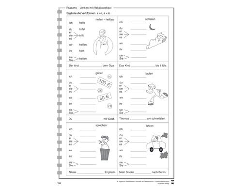 Grammatikuebungen mit System-2
