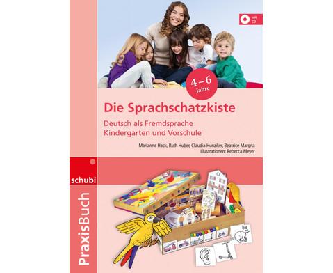 Praxisbuch Deutsch als Fremdsprache  Die Sprachschatzkiste-1
