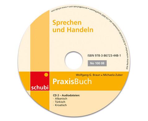 Praxisbuch Sprechen und Handeln-3