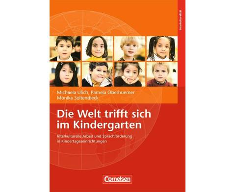 Die Welt trifft sich im Kindergarten-1