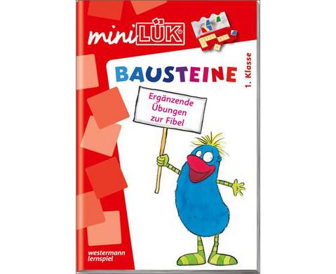 miniLUEK Bausteine 1 Klasse