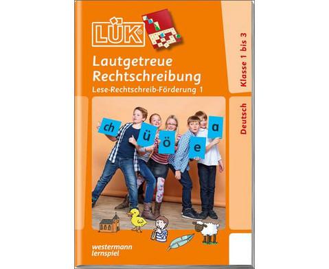 LUEK Lese-Rechtschreib-Foerderung 1-1