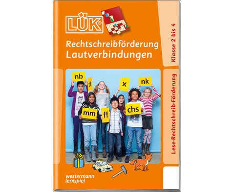 LUEK Lese-Rechtschreib-Foerderung 2 ab 2 Klasse