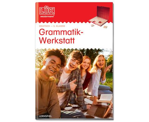 LUEK Grammatik-Werkstatt 5 Klasse