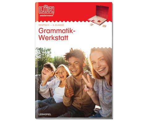 LUEK Grammatik-Werkstatt 6 Klasse