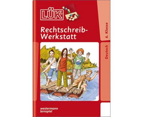 LUEK Rechtschreibwerkstatt 6 Klasse-1