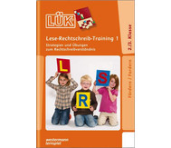 LÜK-Lese-Rechtschreibtraining 1