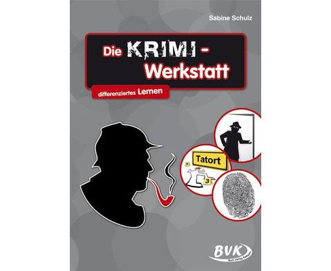 Die KRIMI-Werkstatt - fuer 3-5 Klasse-1