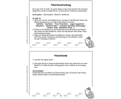 Die KRIMI-Werkstatt - fuer 3-5 Klasse-2