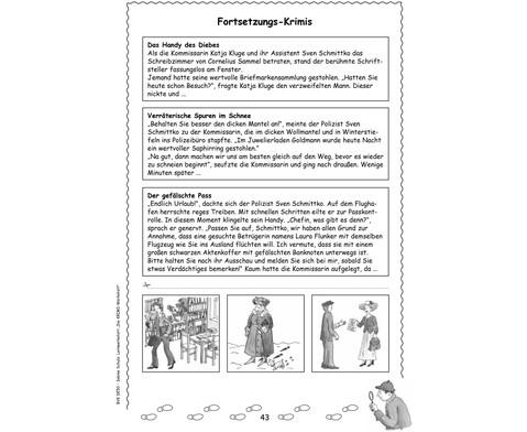 Die KRIMI-Werkstatt - fuer 3-5 Klasse-3