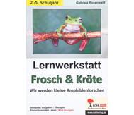 Lernwerkstatt Frosch und Kröte - 2. - 5. Klasse