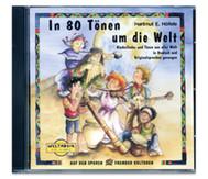 In 80 Tönen um die Welt, Audio CD