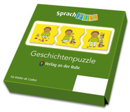 Geschichtenpuzzle - Set 2
