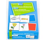 Wortschatz-Bildkarten - Set 1:  lang klingende Anlautkonsonanten