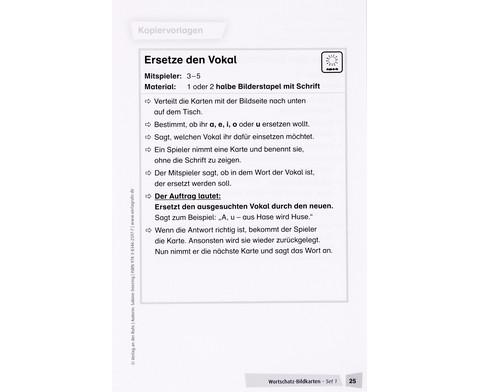 Wortschatz-Bildkarten - Set 1  lang klingende Anlautkonsonanten-9
