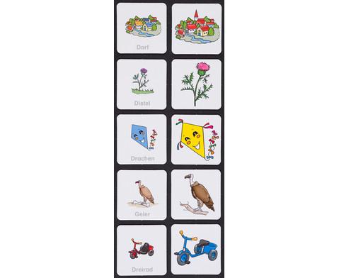 Wortschatz-Bildkarten - Set 2  kurz klingende Anlautkonsonanten-2