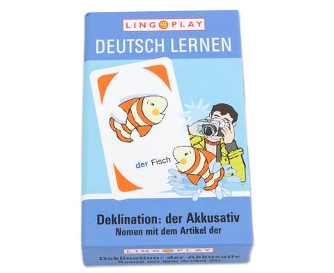 Deutsch Lernen - Deklination der Akkusativ-1